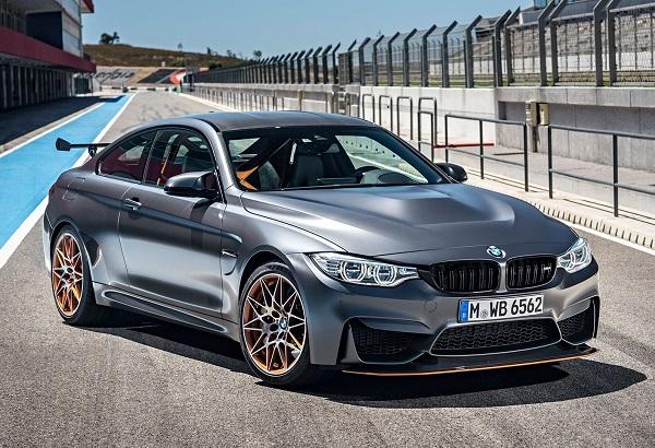 Ficha Técnica: BMW M4 GTS (2016)