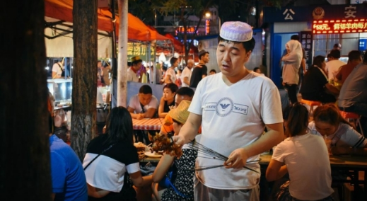 Mencicipi Kuliner Halal ala Uighur di Taipei