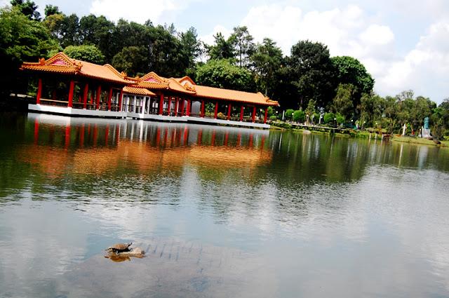 bowdywanders.com Singapore Travel Blog Philippines Photo :: Singapore :: Chinese and Japanese Garden in Singapore