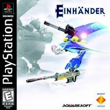 Einhander - PS1 - ISOs Download