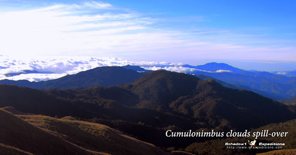 Sea of Clouds Pulag Spill-over - Schadow1 Expeditions