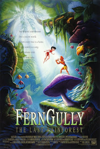 FernGully: The Last Rainforest Poster
