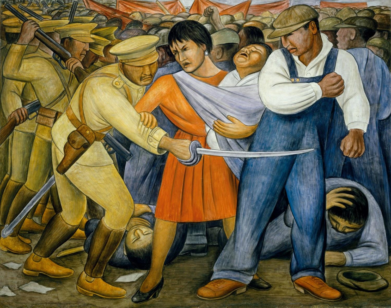Jose Antonio Bru Blog El Muralista Diego Rivera La