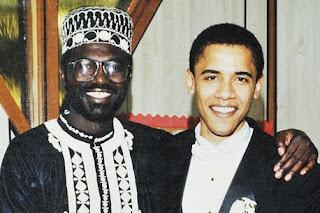 President Obama's brother Malik Obama