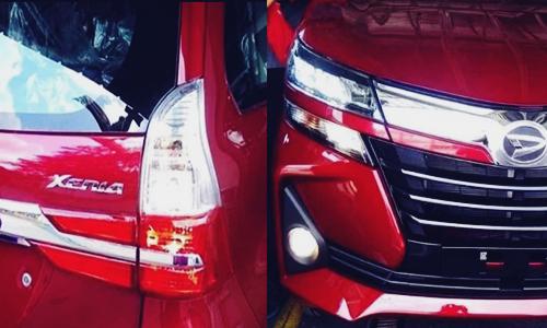 Review dan Harga Daihatsu New Xenia 2019 Mirip Toyota Voxy Semewah Terios