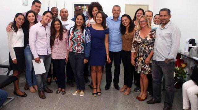 Alagoinhas: Prefeitura empossa educadores do programa AABB Comunidade, servidores da SESAU e SEMAS