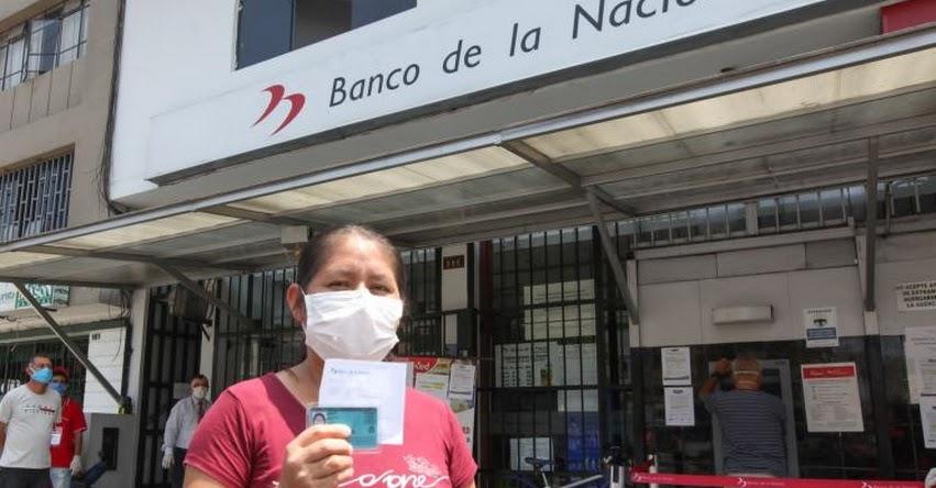 BONO FAMILIAR UNIVERSAL: Bancos abrirían cuentas bancarias de manera automática para el pago del bono de S/ 760