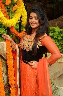Actress Shilpa Swetha Pictures in Salwar Kameez at Neelimalai Movie Opening  0068.JPG