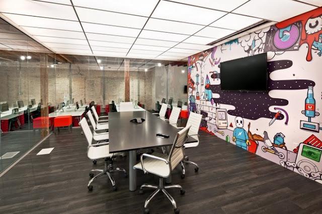 Như thế nào thì được gọi là một thiết kế văn phòng đẹp?