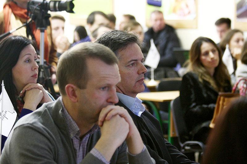 Сергей Тарута в Стартап Школе Sikorsky Challenge