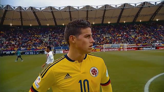 Skuad Colombia di Copa America 2016