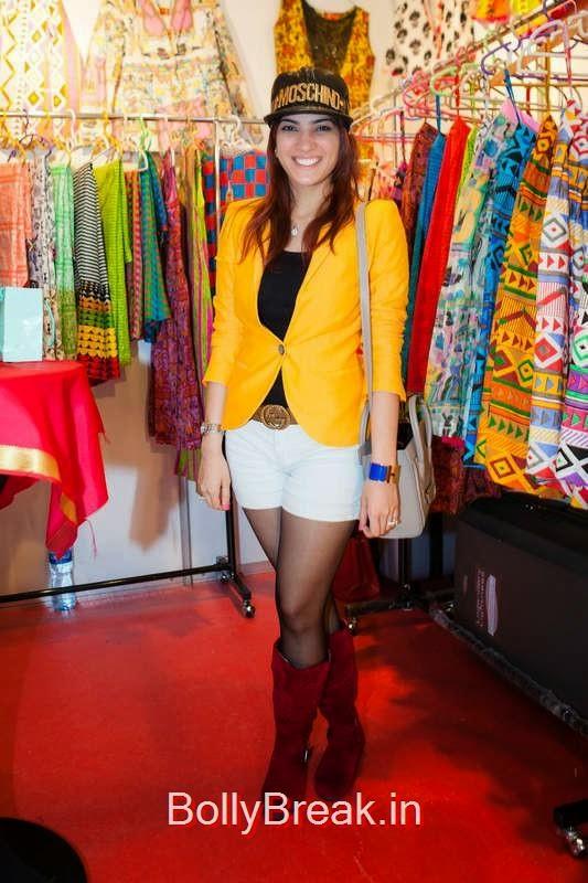 Bharti K Jethwani, Nishka Lulla Hot Pics At Designer Nishka Lulla Snapped at DIVAlicious