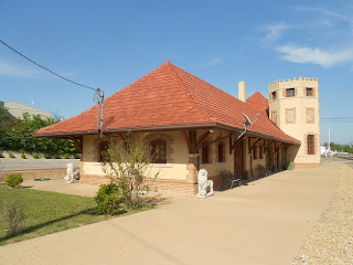 rock island train station waxahachie texas