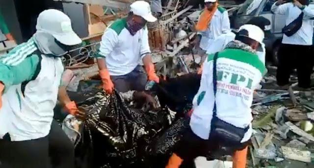 Kesaksian AMI Foundation yang Satu Pesawat dengan Relawan FPI