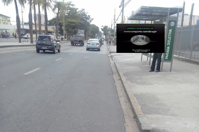 Resultado de imagem para paradas provisorias na caxanga