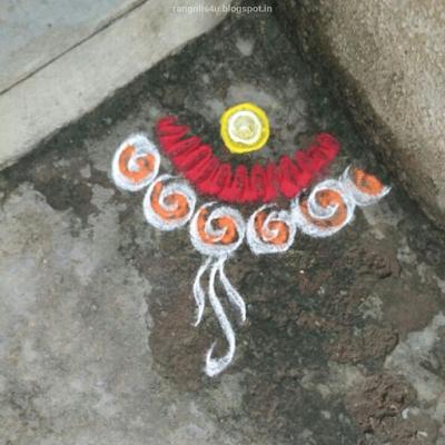 Small Rangolis