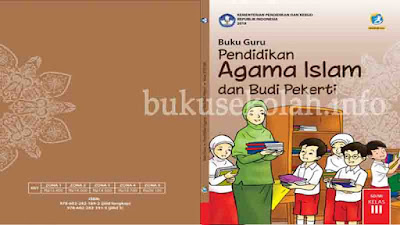 Buku Sekolah PAI dan BP K13 Revisi 2018