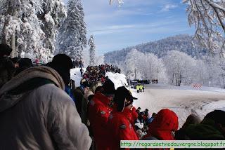 Rallye de Monté-Carlo 2013 st Bonnet le Froid