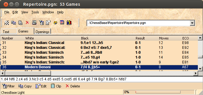 My Chess Apps: How to practice Chess Openings with iChess