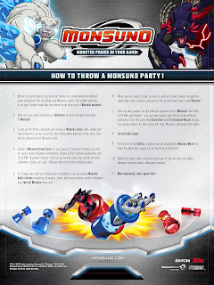 Monsuno Party Tips
