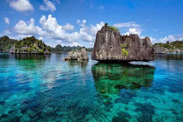 pesona wisata papua