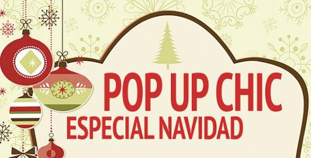 Mercadillo POP UP CHIC. Edición Navidad