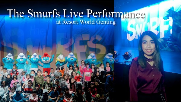 The Smurfs Live Performance at Resorts World Genting