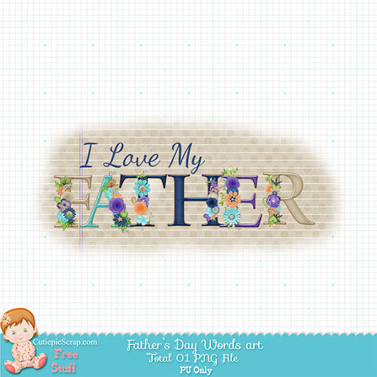 Father's day Wordsart +$2 deal (little knight )