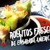 ROLLITOS THAI DE ENSALADA AMERICANA