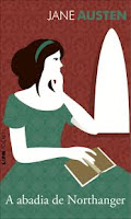 Sorteio comemorativo JANE AUSTEN DAY northanger abbey