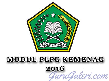 Modul PLPG Kemenag tahun 2016