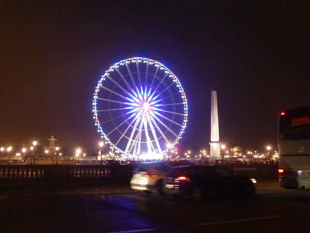 illuminations de Noël à Paris