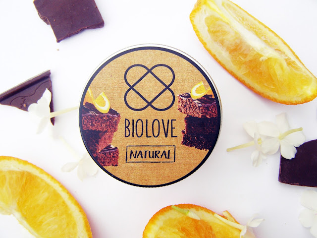 Biolove mus do ciała Brownie & Orange