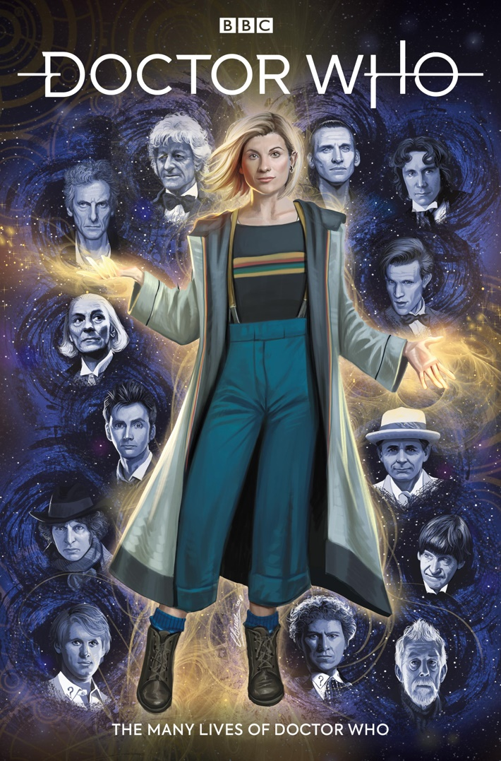 Doctor Who 13th Doctor #0: The Many Lives of Doctor Who