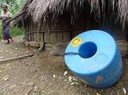Q Drum Solusi Mengambil Air di daerah yang Kekeringan