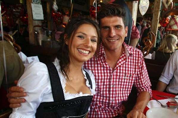 Mario Gomez Freundin Silvia Meichel