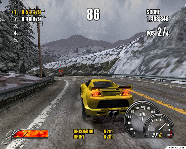 Burnout 2 Point Of Impact Ps2 Iso