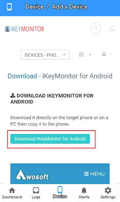 Cara Merekam dan Menyadap Semua Aktivitas Smartphone Android dengan iKeyMonitor