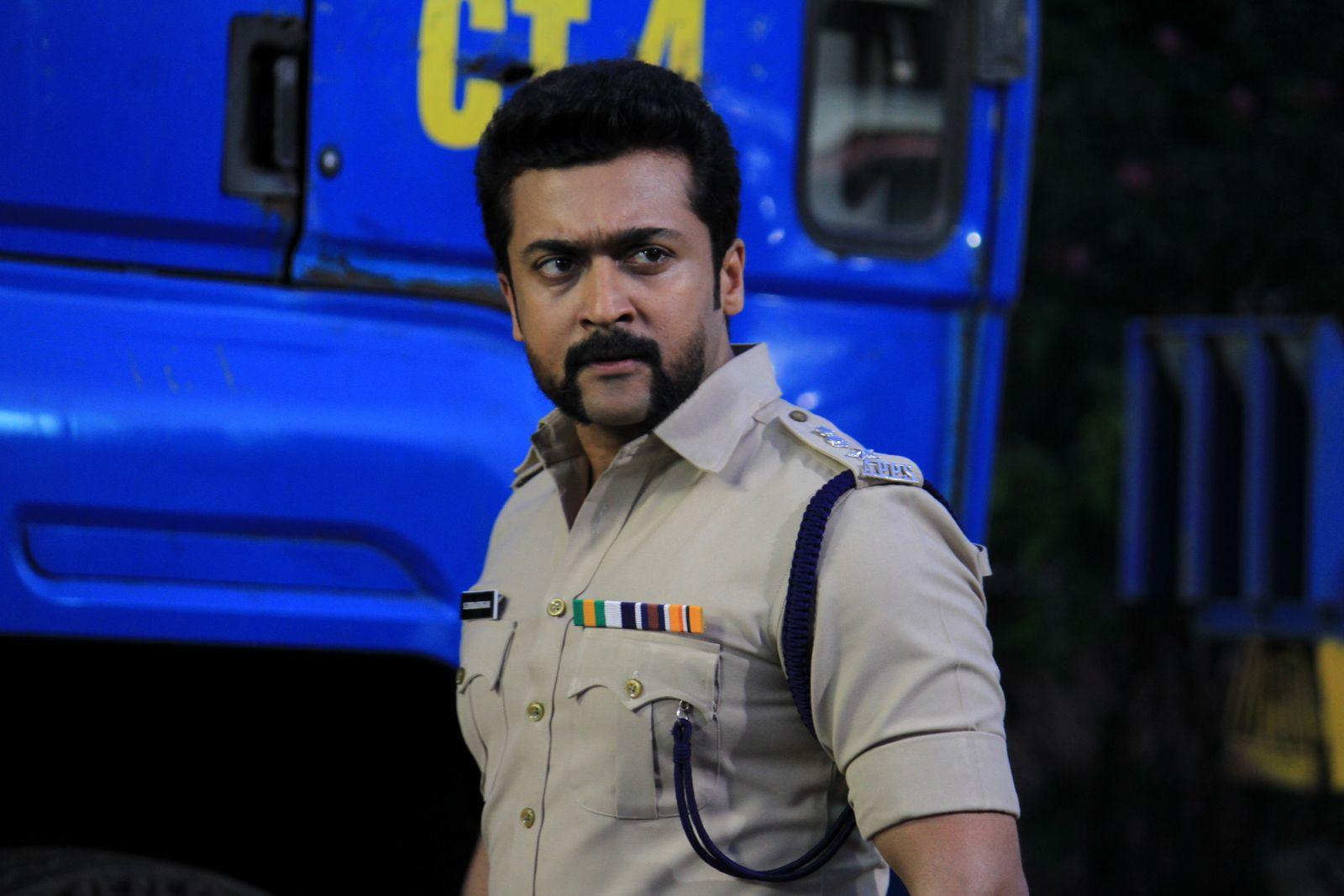 Suriya photos from Singam 3 movie-HQ-Photo-7