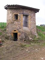 La tour du château de Chambost