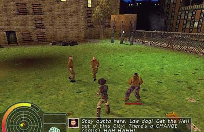Urban Chaos Pc Game  Free Download Full Version