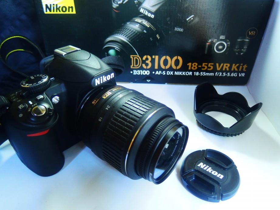 Nikon D3100 Manual Video Mode