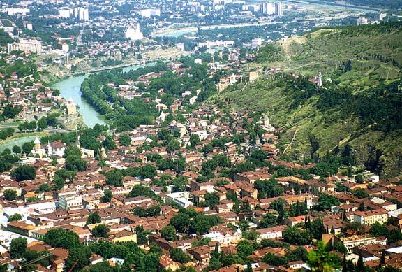 Tbilisi, Capital da Geórgia