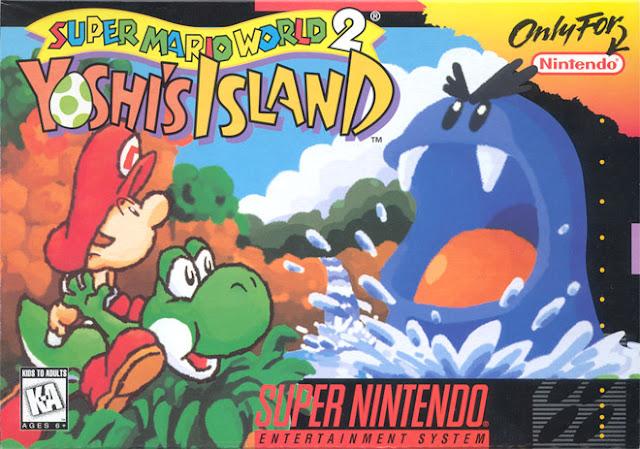 Super Mario World 2: Yoshi's Island [Español] - Portada