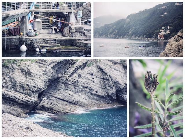 portofino,italie,jet-set,port,méditerranée,trekking,parc naturel,abbaye san fruttuoso,punta chiappa,stella maris