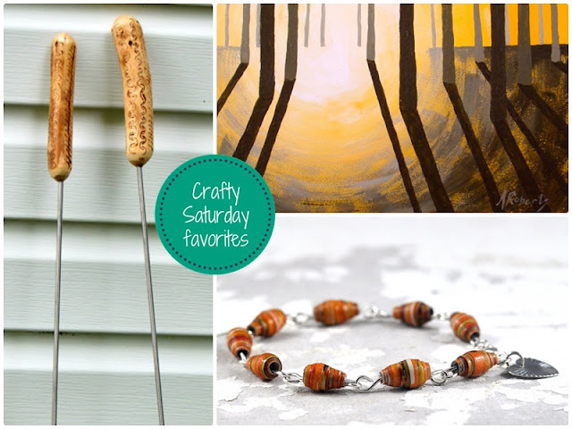 Crafty Saturday Show and Sell Favorites - Sunset: Shop for one of a kind items and support small, handmade and vintage businesses