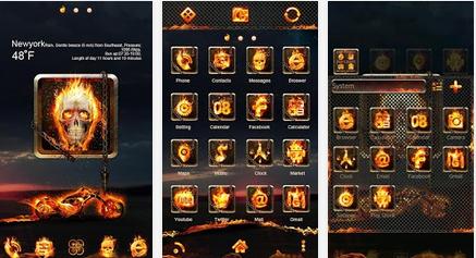 Soul Go Launcher Theme - Aplikasi Tema Android Terbaik