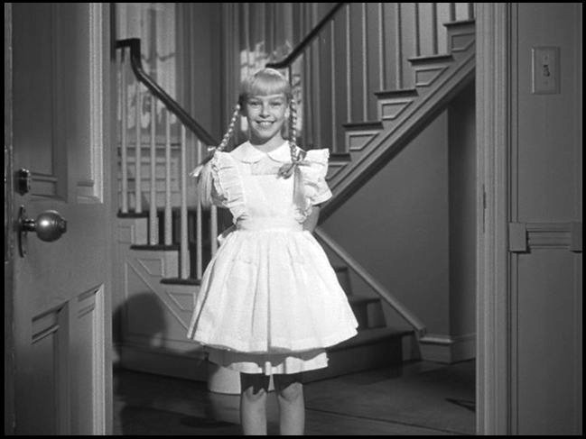 DREAMS ARE WHAT LE CINEMA IS FOR...: THE BAD SEED 1956