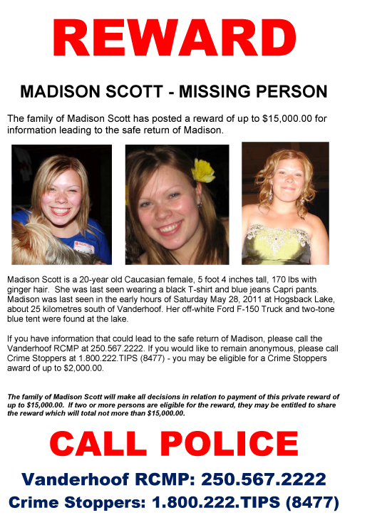 missing person reward template - make a missing person poster