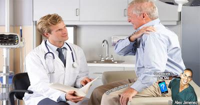 Types of Shoulder Fractures - El Paso Chiropractor